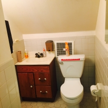 Indiana Third Floor Bathroom